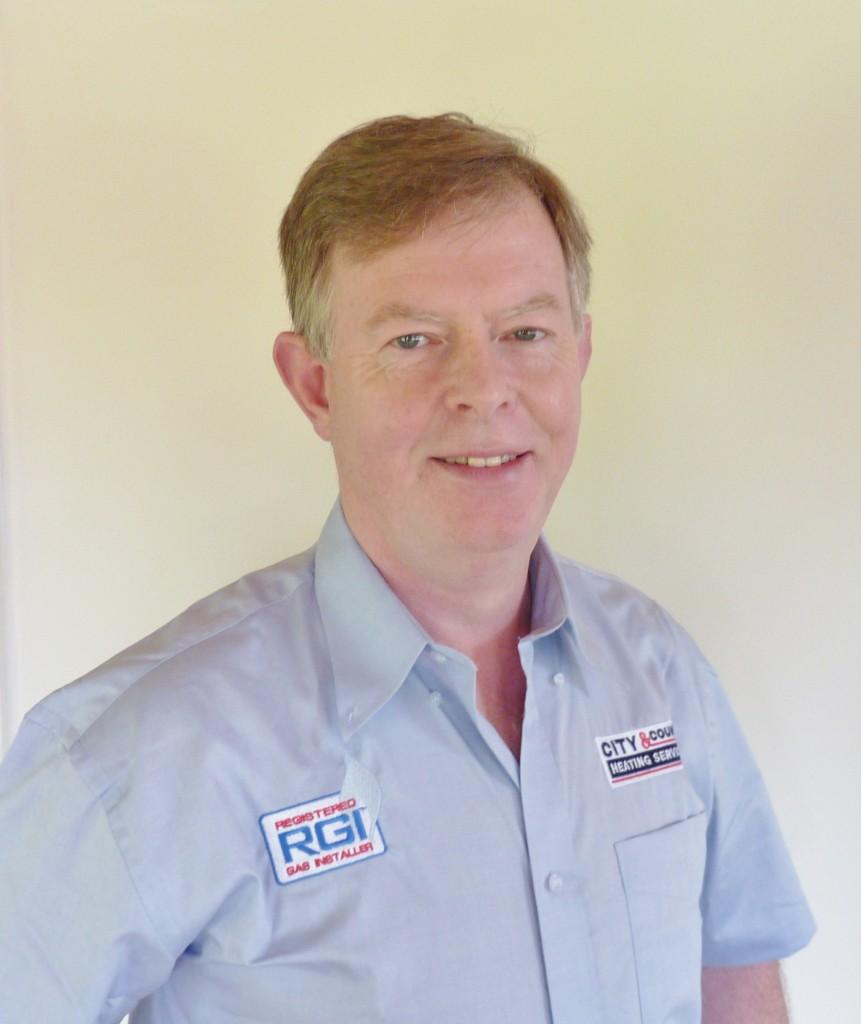 Niall Ryan, RGII Registered Gas Installer