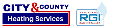 City and County Heating Services, Limerick Logo